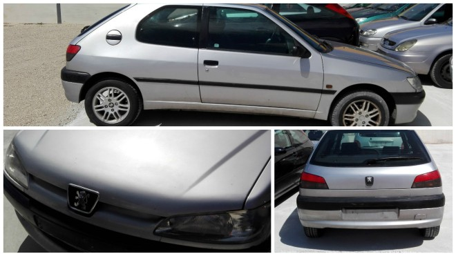 COLLAGE PEUGEOT 306