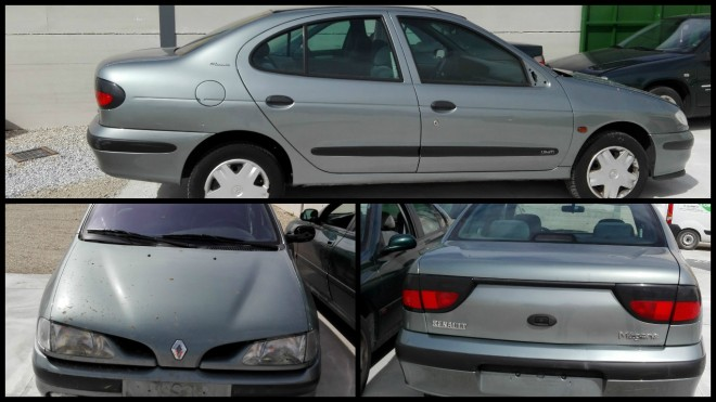 COLLAGE RENAULT MEGANE