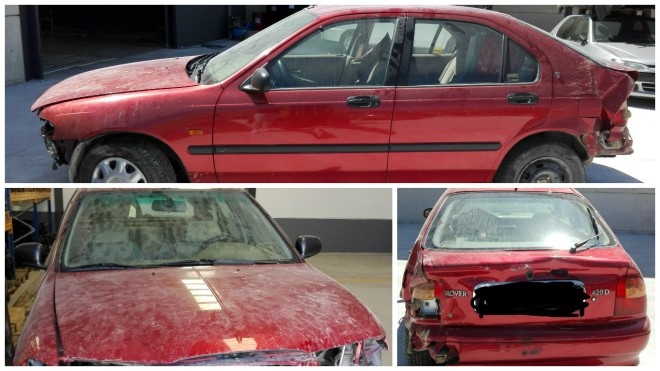 collage rover420d