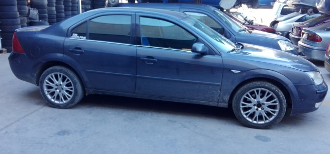 FORD MONDEO 2.0 TDCI (1)