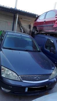 FORD MONDEO 2.0 TDCI (2)